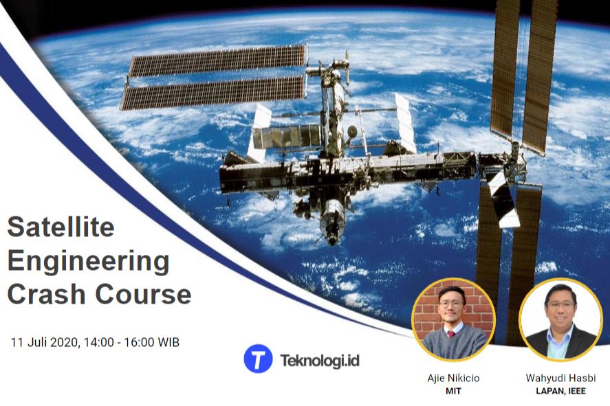 Satellite Engineering Crash Course (Recording)
