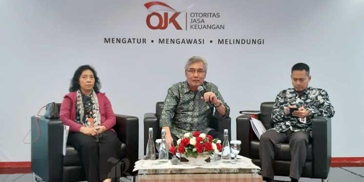 OJK  Mendorong Lembaga Pembiayaan Memaksimalkan Sistem Otorisasi Nasabah