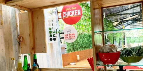 FULLFILLEAT,  Bukan Sekedar  Tempat Makan yang Nikmat  di Bilangan Benhil Jakarta