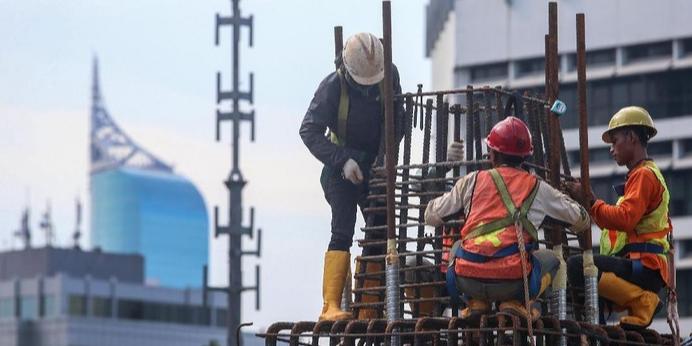 Rp419,2 Triliun Anggaran Infrastruktur 2020, Naik 4,9% Dibanding Realisasi tahun 2019 Rp399,7 Triliun